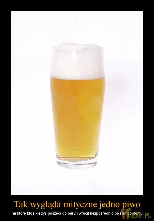 Jedno piwo