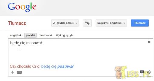 Wujek Google wie lepiej
