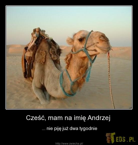 Mam na imię Andrzej