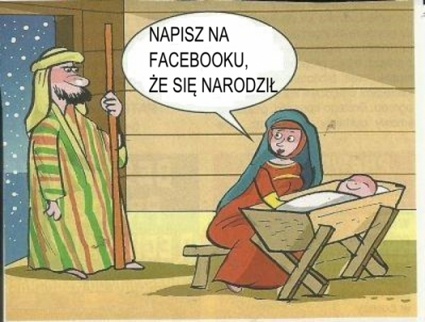 Napisz na FB