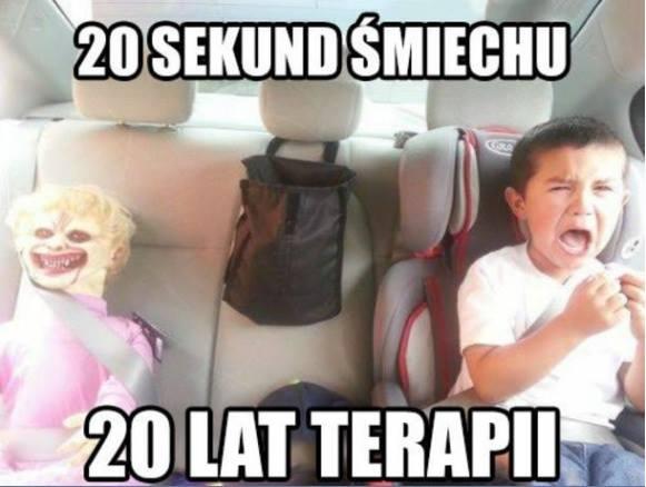 20 sekund śmiechu