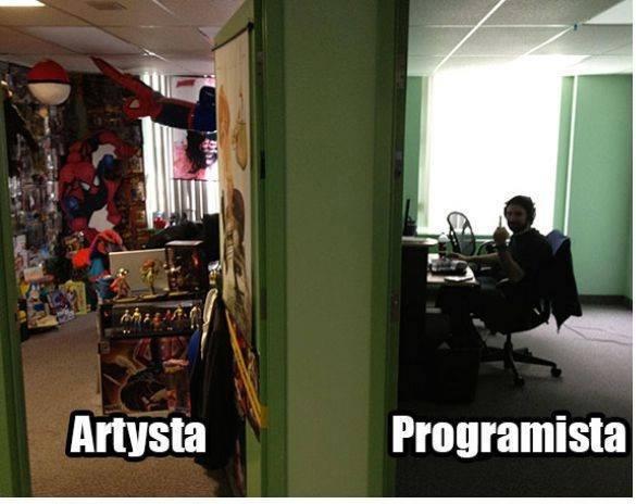 Artysta/Programista