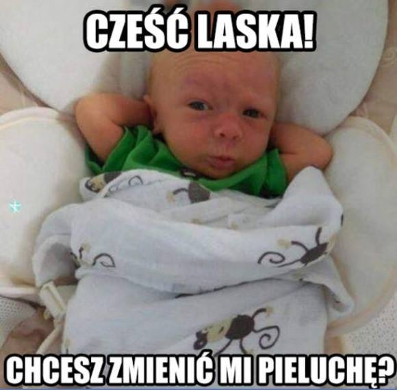 Cześć Laska