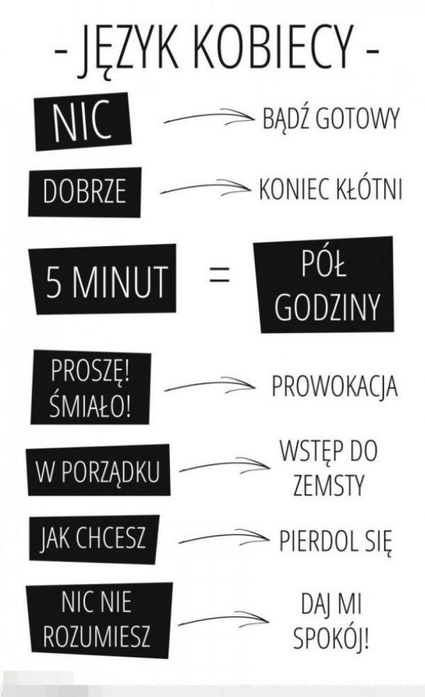 Język kobiecy