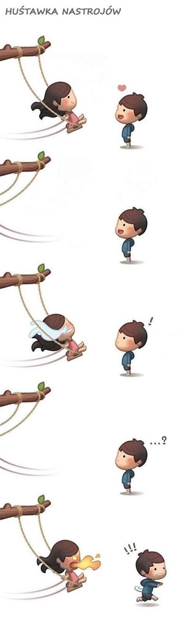 Huśtawka nastrojów