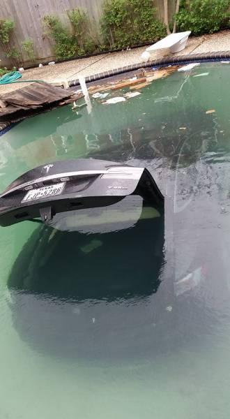 Parkowanie w basenie