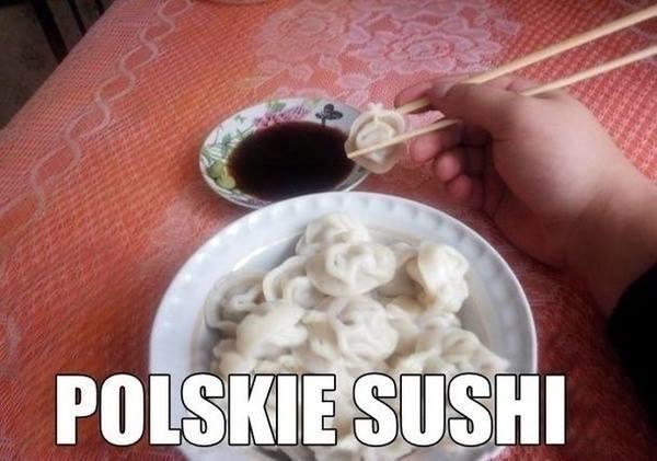 Polskie sushi