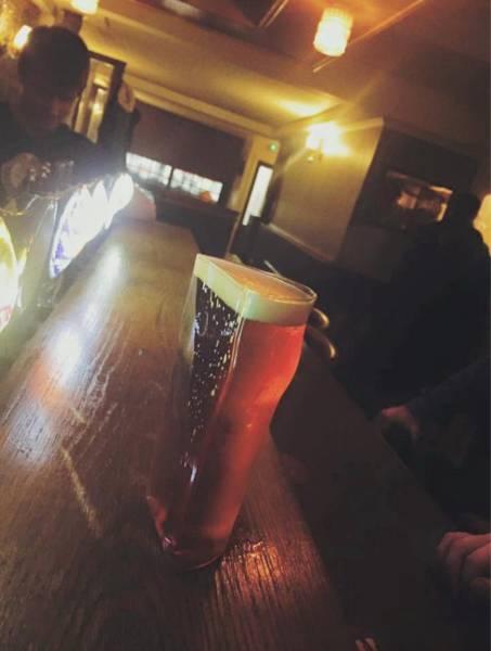 Pół piwa