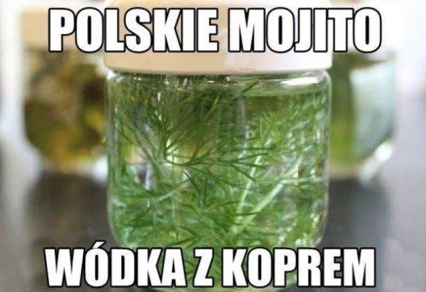Polskie Mojito